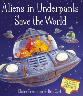 Aliens in Underpants Save the World | Dodax.at