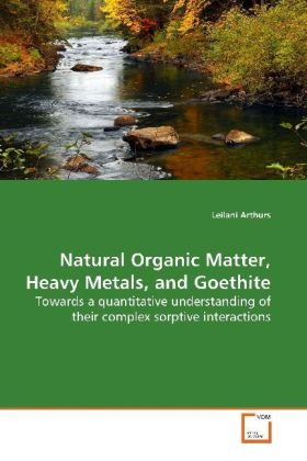 Natural Organic Matter, Heavy Metals, and Goethite | Dodax.ch
