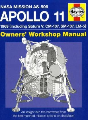 Nasa Mission AS-506 Apollo 11 1969 (including Saturn V, CM-107, SM-107, LM-5) | Dodax.pl