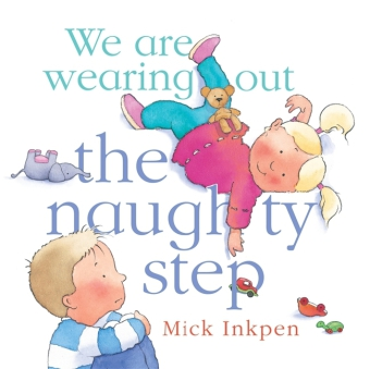We are Wearing Out the Naughty Step | Dodax.ch