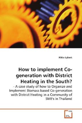 How to implement Co-generation with District Heating  in the South? | Dodax.at