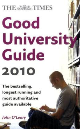 The Times Good University Guide 2010 | Dodax.at