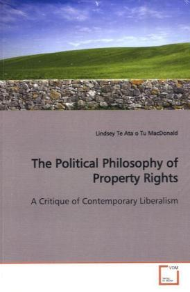 The Political Philosophy of Property Rights | Dodax.de