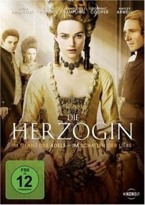 Die Herzogin, 1 DVD | Dodax.co.uk