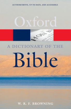 A Dictionary Of The Bible | Dodax.ch