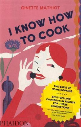 I Know How to Cook | Dodax.nl