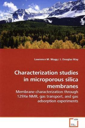 Characterization studies in microporous silica membranes | Dodax.pl