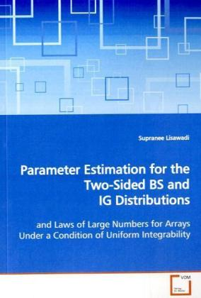 Parameter Estimation for the Two-Sided BS and IG  Distributions | Dodax.pl