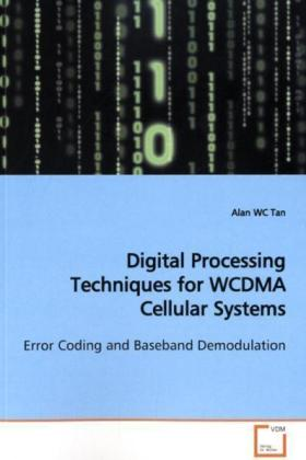 Digital Processing Techniques for WCDMA Cellular  Systems | Dodax.es