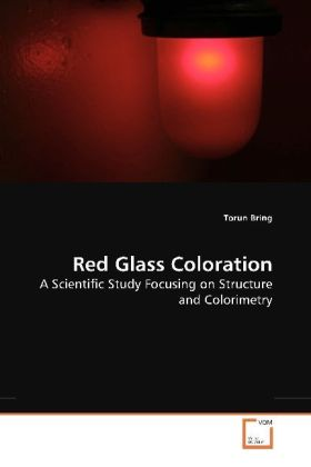 Red Glass Coloration | Dodax.de