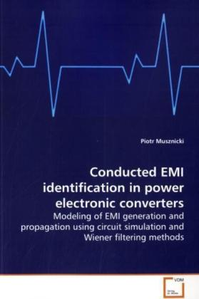 Conducted EMI identification in power electronic converters | Dodax.es