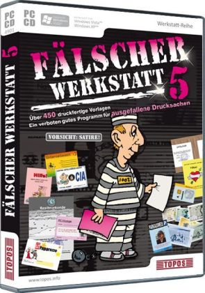 Fälscherwerkstatt 5, 1 CD-ROM | Dodax.at
