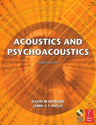 Acoustics and Psychoacoustics, w. CD-ROM | Dodax.pl