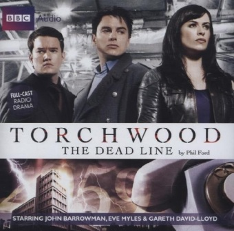 Torchwood: The Dead Line, 1 Audio-CD | Dodax.at