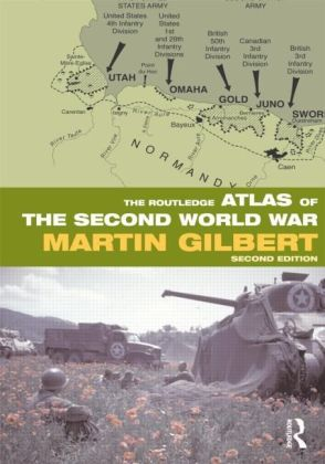 The Routledge Atlas of the Second World War | Dodax.pl