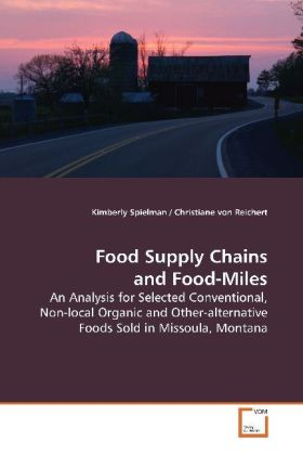 Food Supply Chains and Food-Miles | Dodax.de