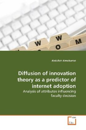 Diffusion of innovation theory as a predictor of internet adoption | Dodax.es
