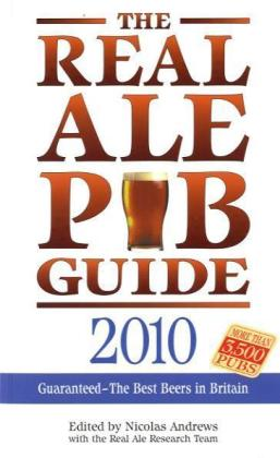 The Real Ale Pub Guide   Dodax.co.uk