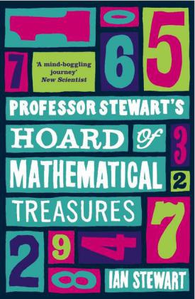 Professor Stewart's Hoard of Mathematical Treasures | Dodax.ch