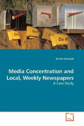 Media Concentration and Local, Weekly Newspapers | Dodax.de