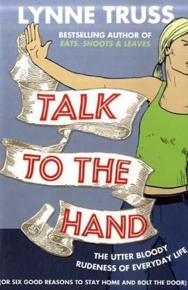 Talk to the Hand   Dodax.at