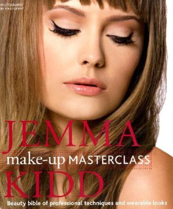 Jemma Kidd make-up masterclass | Dodax.pl
