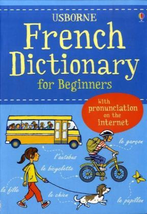 Usborne French Dictionary for Beginners | Dodax.de