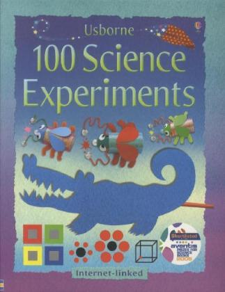 100 Science Experiments | Dodax.ch