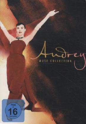 Audrey Hepburn Muse Collection, 8 DVDs | Dodax.at
