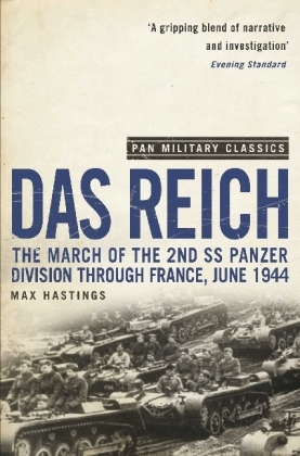 Das Reich : The March of the 2nd SS Panzer Division Through France, June 1944 | Dodax.ch