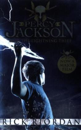 Percy Jackson and the Lightning Thief, Film Tie-In | Dodax.ch