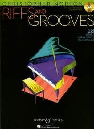 Riffs and Grooves, for Piano, m. Audio-CD | Dodax.pl