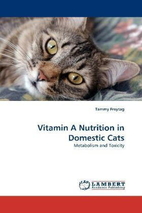 Vitamin A Nutrition in Domestic Cats | Dodax.at