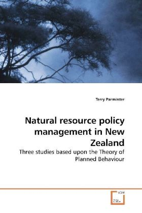 Natural resource policy management in New Zealand | Dodax.ch