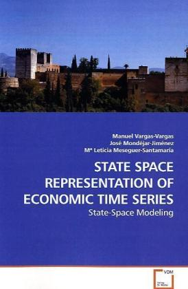 STATE SPACE REPRESENTATION OF ECONOMIC TIME SERIES | Dodax.de