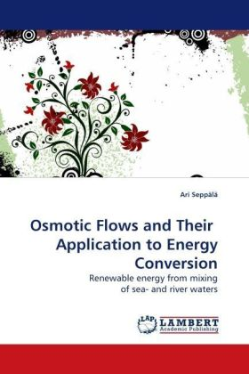 Osmotic Flows and Their Application to Energy Conversion | Dodax.pl