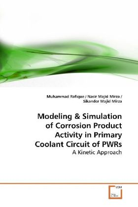 Modeling and Simulation of Corrosion Product Activity  in Primary Coolant Circuit of PWRs | Dodax.de