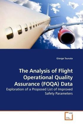 The Analysis of Flight Operational Quality Assurance (FOQA) Data | Dodax.at
