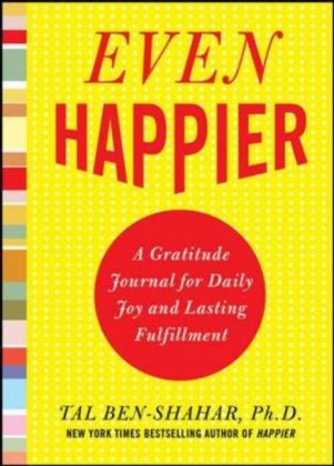 Even Happier: A Gratitude Journal for Daily Joy and Lasting Fulfillment | Dodax.pl