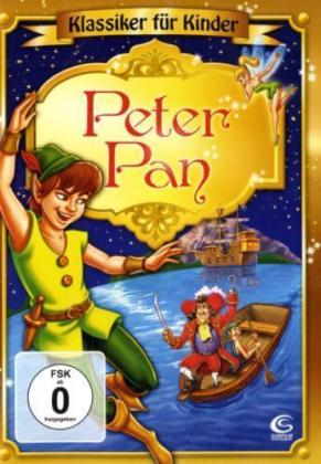 Peter Pan, 1 DVD | Dodax.co.jp