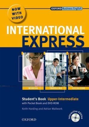 Upper-Intermediate, Student's Book w. Pocket Book, MultiROM and DVD-ROM | Dodax.ch