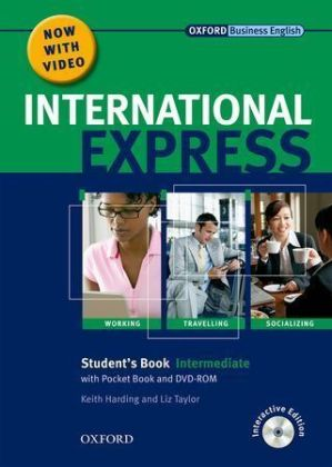 Intermediate, Student's Book w. Pocket Book, MultiROM and DVD-ROM | Dodax.at