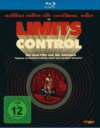 The Limits of Control, 1 Blu-ray | Dodax.ca