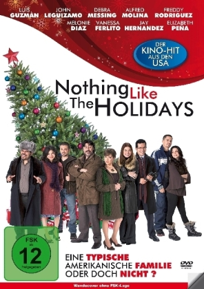 Nothing like the Holidays, DVD | Dodax.de