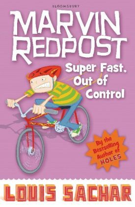 Marvin Redpost: Super Fast, Out of Control! (Book 7 - Rejacketed) | Dodax.pl