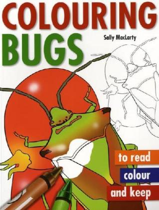 Colouring Bugs | Dodax.at
