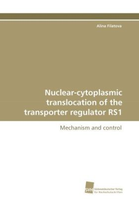 Nuclear-cytoplasmic translocation of the transporter regulator RS1 | Dodax.at