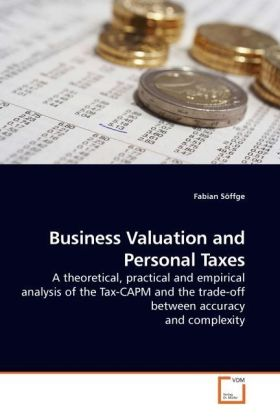 Business Valuation and Personal Taxes | Dodax.at