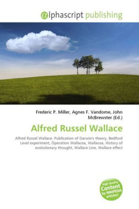 Alfred Russel Wallace | Dodax.ch