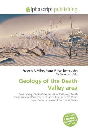 Geology of the Death Valley area | Dodax.de